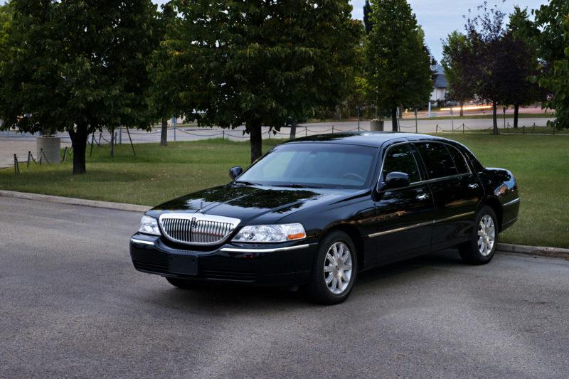 Black Car Service Apex Limousine Edmonton 1