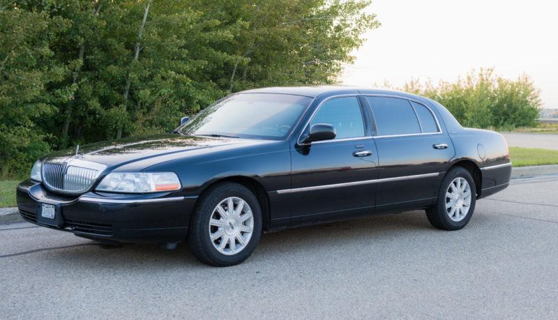 Black Car Service Apex Limousine Edmonton 2