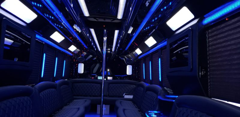 Party Bus Best Edmonton Limo Apex Limousine 4