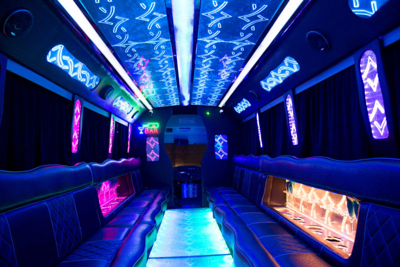 Party Bus Best Edmonton Limo Apex Limousine 5