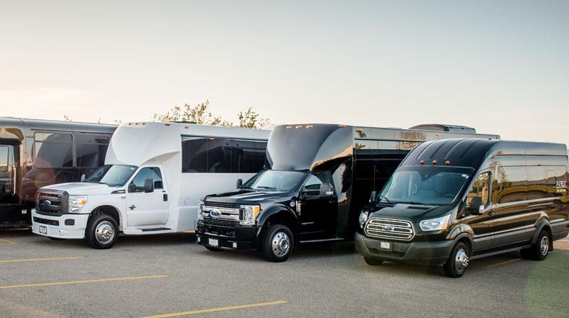 Business Executive Airport Shuttle Service Edmonton – Apex Limousine