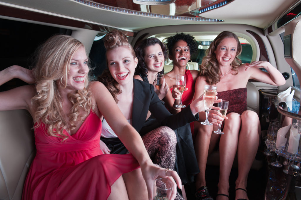 book a limo edmonton events