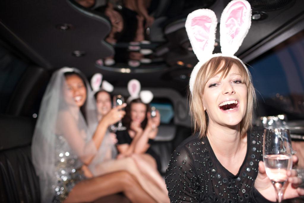 Bachelorette and Bachelor Limousine Parties