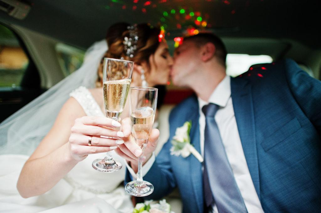 Wedding Limousine Service Edmonton